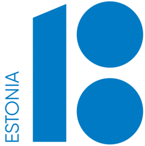 Estonia 100 logo