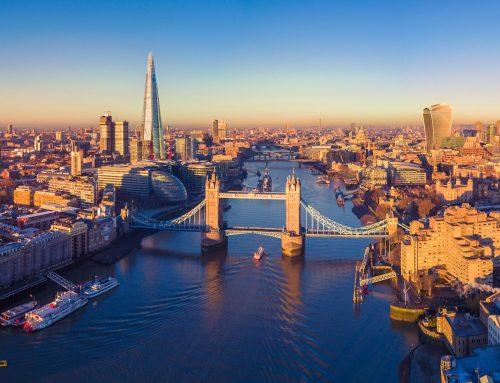 London and Hamburg 2018